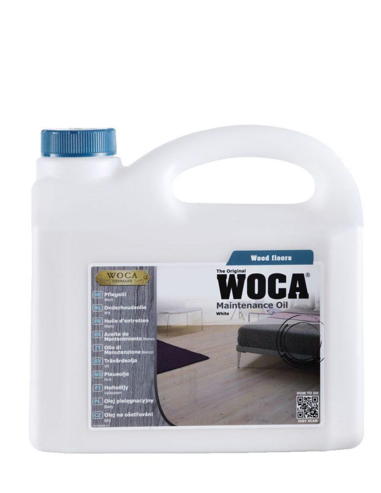 WOCA Pflege-Öl Weiß