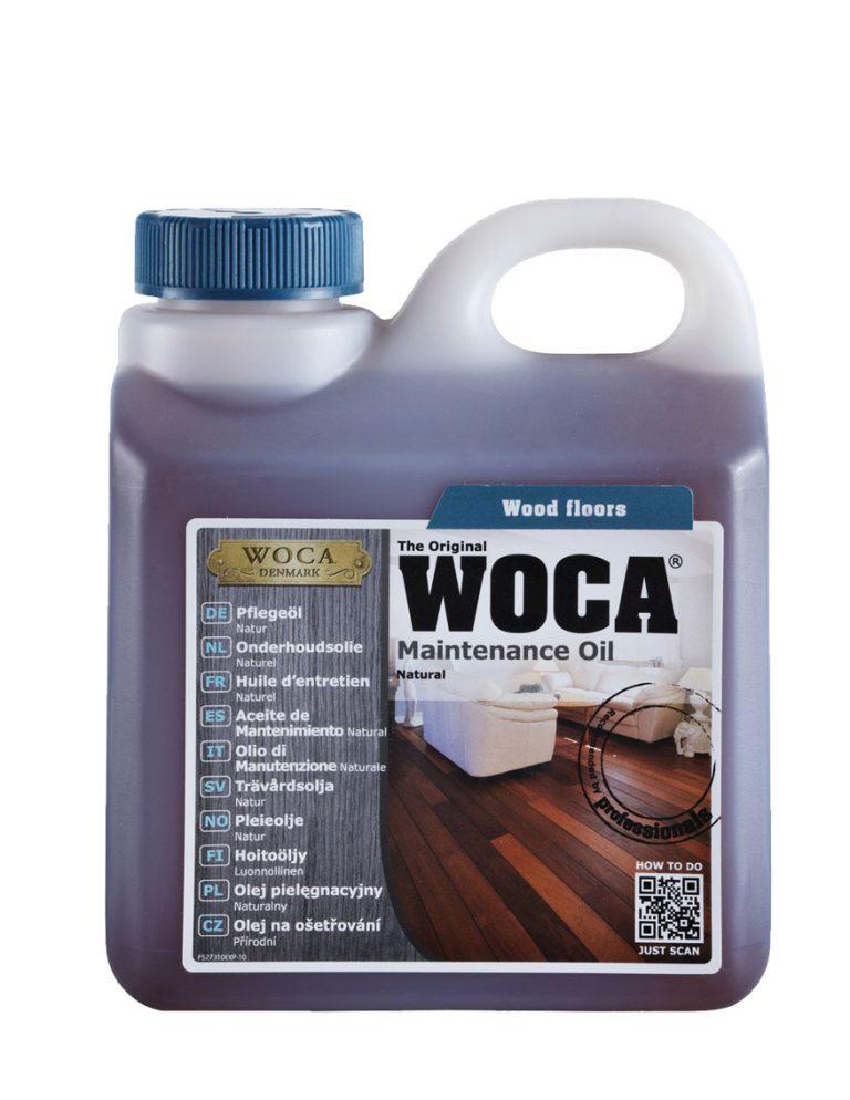 WOCA Pflege-Öl Natur